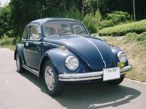 '74 VW TYPE−1 1300S